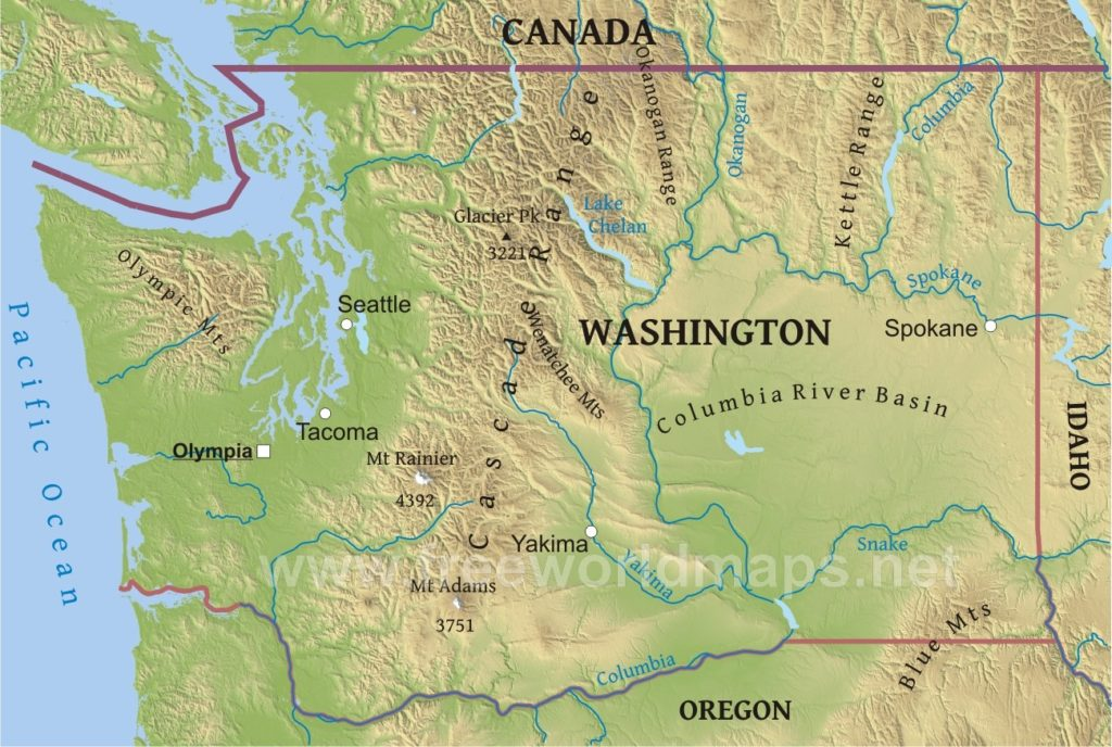 Picture of: Lesson 1 Washington Our Land Washington State History Transitional Learning