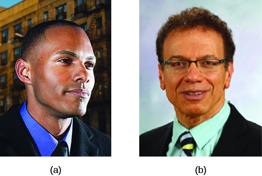 Image A is of Ritchie Torres. Image B is of James Vacca.