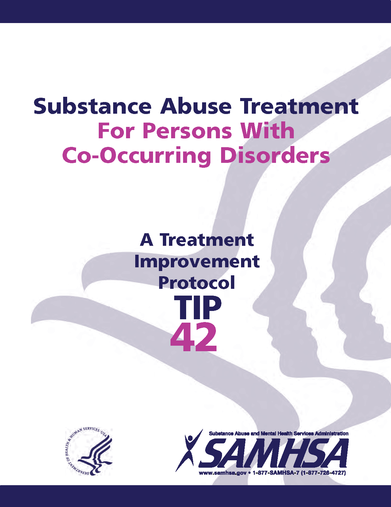 Cover image for Substance Abuse Treatment for Persons with Co-Occurring Disorders