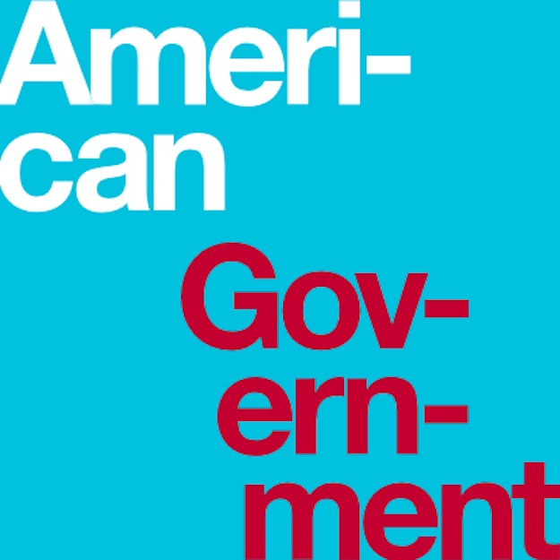 Cover image for American Government, 1st ed.